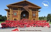 հոբելյանական 15-րդ միջազգային Ալպեն Ֆարմա վորկշոփը